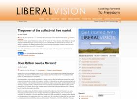 Liberal-vision.org thumbnail