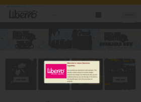 Liberro.co.uk thumbnail