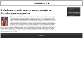 Libertad20.es thumbnail