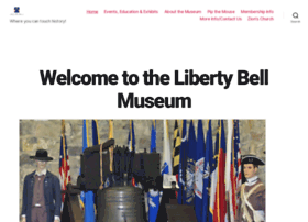 Libertybellmuseum.org thumbnail