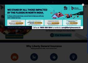 Libertyinsurance.in thumbnail