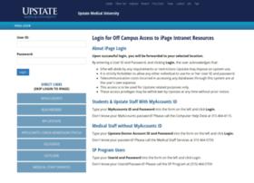 Libproxy1.upstate.edu thumbnail