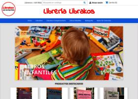 Librakos.cl thumbnail