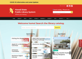 Librarieshawaii.org thumbnail