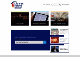 Librariesireland.ie thumbnail