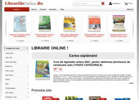 Librariileonline.ro thumbnail