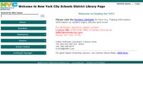 Library.nycenet.edu thumbnail