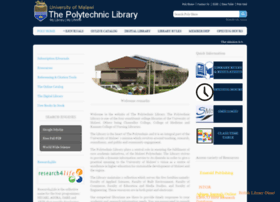 Library.poly.ac.mw thumbnail