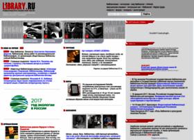 Library.ru thumbnail