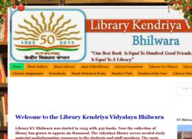 Librarykvbhilwara.in thumbnail
