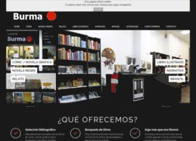 Libreriaburma.es thumbnail