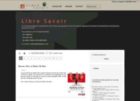 Libresavoir.org thumbnail