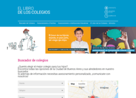 Librodeloscolegios.com.ar thumbnail