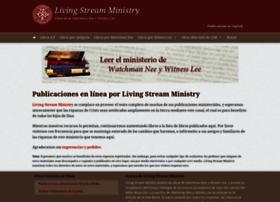 Librosdelministerio.org thumbnail