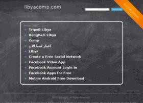 Libyacomp.com thumbnail