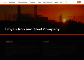 Libyansteel.net thumbnail