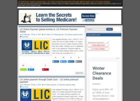 Lic-merchant.net thumbnail