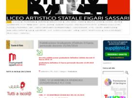 Liceoartisticosassari.gov.it thumbnail