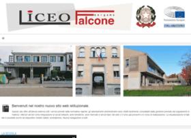 Liceofalconebg.it thumbnail