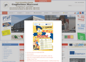 Liceogmarconi.it thumbnail