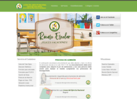 Liceosejercito.edu.co thumbnail