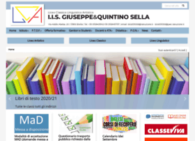 Liceosella.it thumbnail