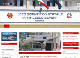 Liceoseverisalerno.it thumbnail
