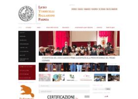 Liceotorricelli-ballardini.gov.it thumbnail