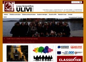 Liceoulivi.it thumbnail