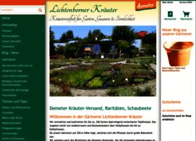 Lichtenborner-kraeuter.de thumbnail