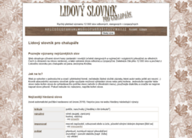 Lidovyslovnik.cz thumbnail