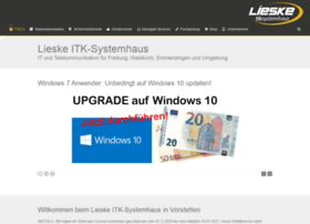 Lieske-service.de thumbnail