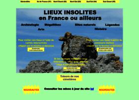 Lieux-insolites.fr thumbnail