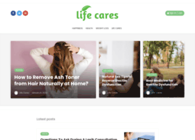 Lifecares.org thumbnail