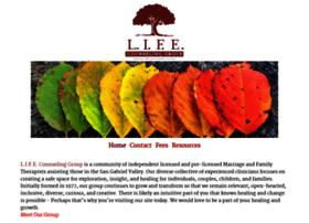 Lifecounselinggroup.org thumbnail