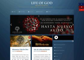 Lifeofgodministries.org thumbnail