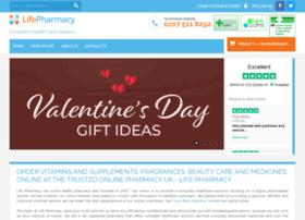 Lifepharmacy.co.uk thumbnail