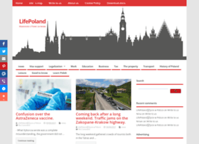 Lifepoland.com.ua thumbnail