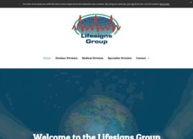 Lifesignsgroup.co.uk thumbnail