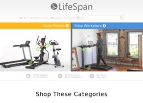 Lifespanfitness.ca thumbnail