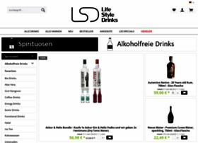 Lifestyle-drinks.online thumbnail
