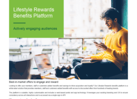 Lifestylerewards.com.au thumbnail