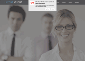 Lifetime.hosting thumbnail