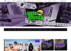 Ligadoamusica.com.br thumbnail