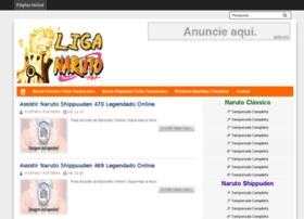 Liganaruto.org thumbnail