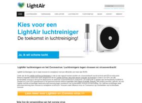 Lightair-luchtreiniger.nl thumbnail