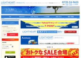 Lightheart-shopping.jp thumbnail