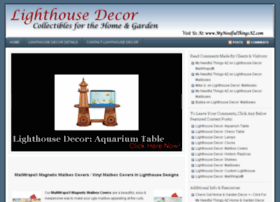 Lighthousedecor.net thumbnail