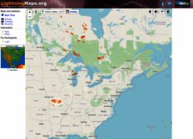 Lightningmaps.org thumbnail