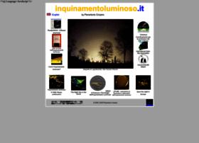 Lightpollution.it thumbnail